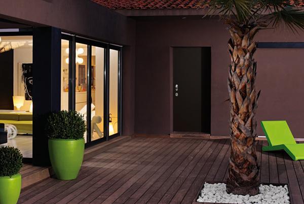 porte blindee dierre. Black Bedroom Furniture Sets. Home Design Ideas