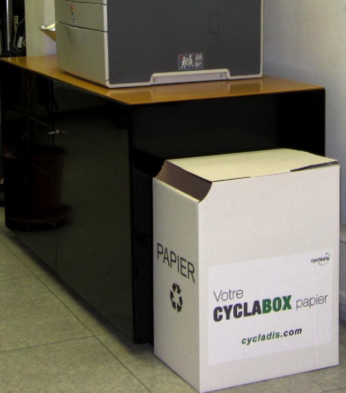recyclage des cartons et papiers tous les fournisseurs recyclage papier bureau recyclage. Black Bedroom Furniture Sets. Home Design Ideas