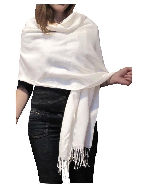 f6cf928408d7 Echarpe Blanche Femme. foulards femme pas cher charpe en soie soldes ...