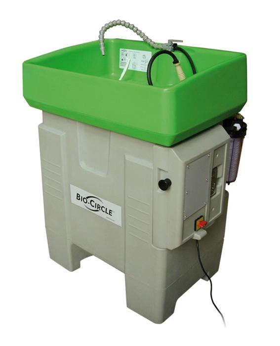 Fontaine de degraissage biologique compact - Nettoyage de la fonte ...
