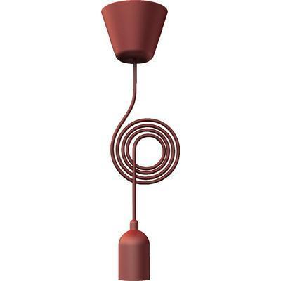 suspension nordlux sans fil e27 25 w rouge comparer les prix de suspension nordlux sans fil e27. Black Bedroom Furniture Sets. Home Design Ideas