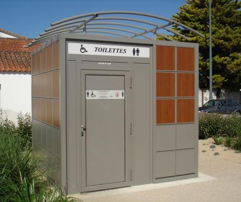 toilettes jardin du luxembourg