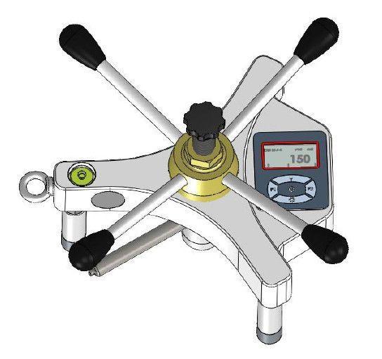 Appcm2715 - extractomètre digital 2500 dan