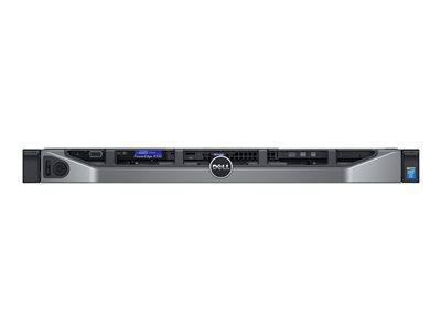 DELL POWEREDGE R330 - SERVEUR - MONTABLE SUR RACK - 1U - 1 VOIE - 1 X XEON E3-1220V6 / 3 GHZ - RAM 8 GO - SAS - HOT-SWAP 3.5