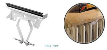 equipement de radiateur support g m. Black Bedroom Furniture Sets. Home Design Ideas