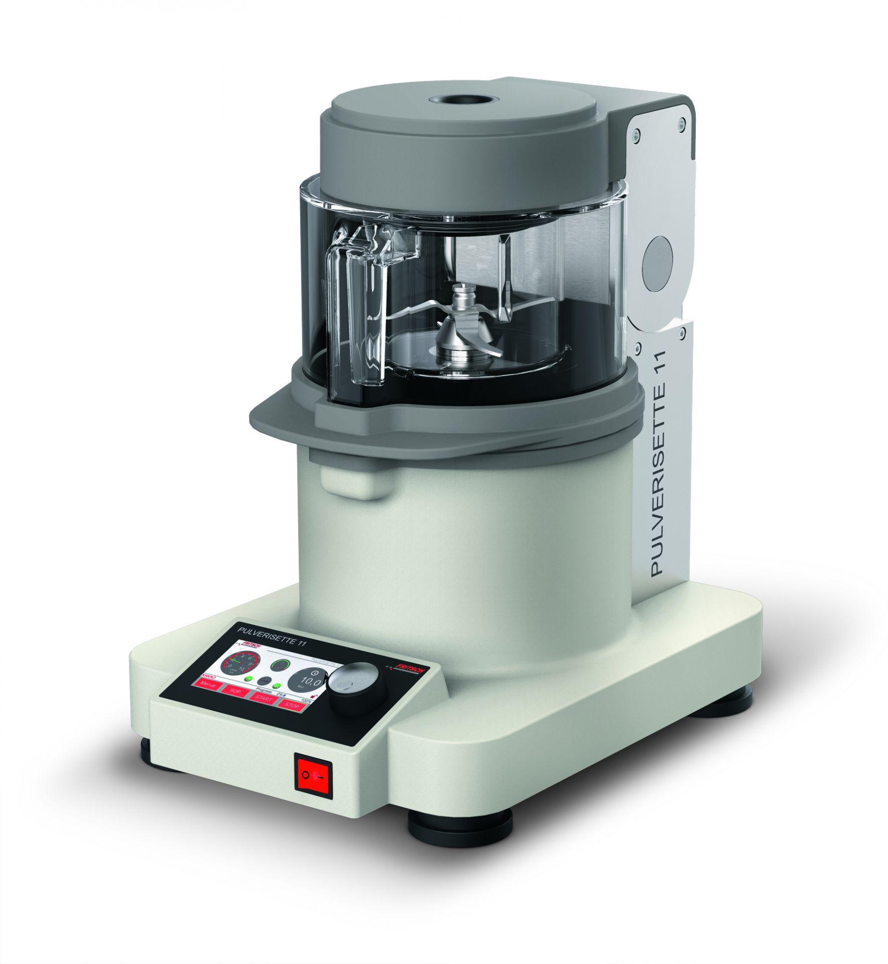 Mixeur homogénéisateur à couteaux pulverisette 11