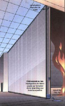 panneaux coupe feu tous les fournisseurs panneau anti feu panneau antifeu panneau anti. Black Bedroom Furniture Sets. Home Design Ideas