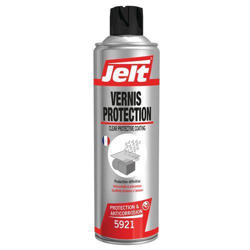 VERNIS DE PROTECTION NET: 500 ML COL.:JAUNE