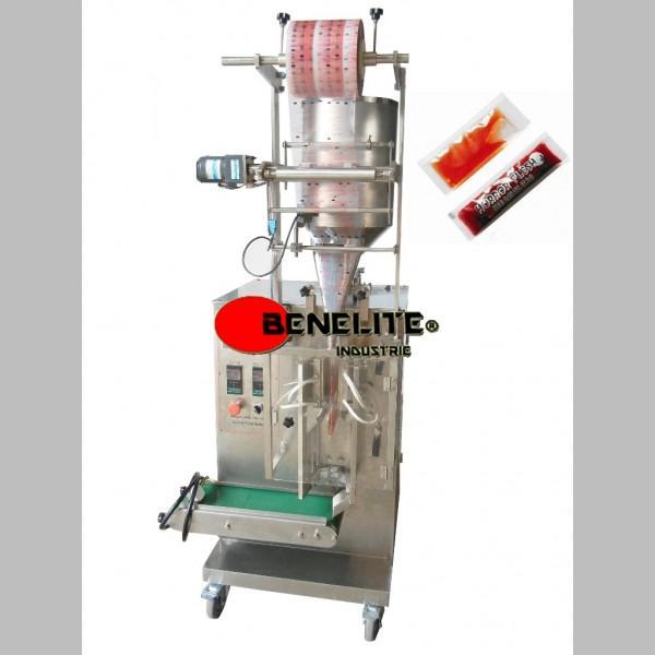 Ensacheuse automatique de produits semi liquide