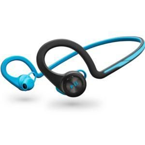 OREILLETTE BLUETOOTH BACKBEAT FIT BLEU
