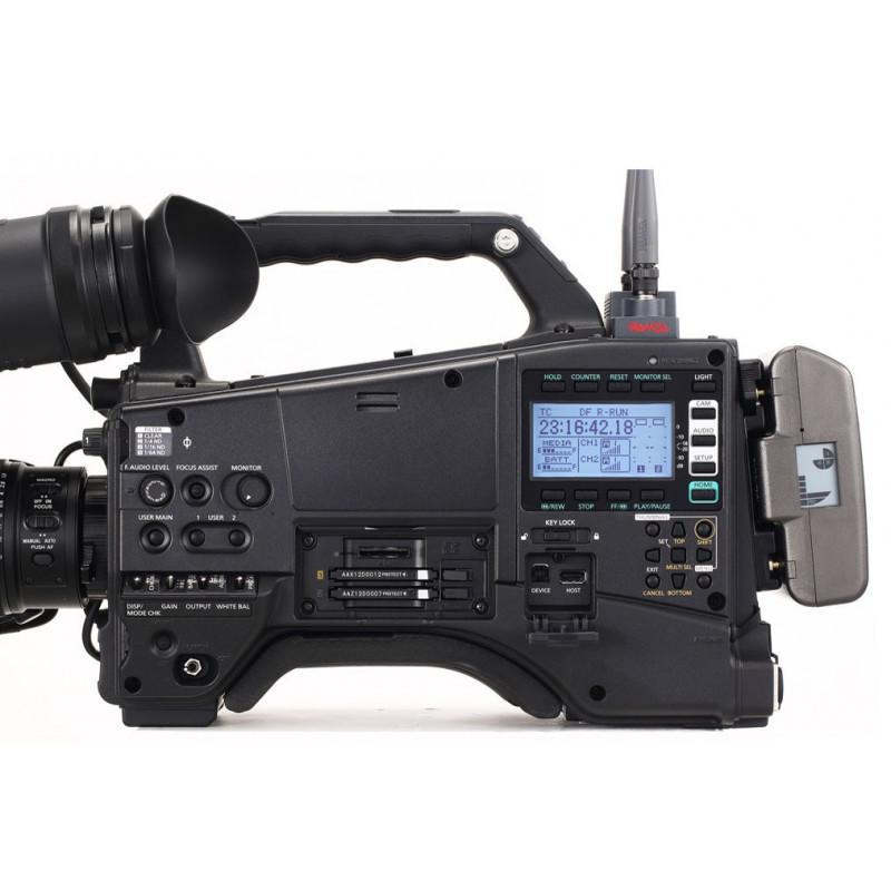 Panasonic camescope ag hpx610 ejh (nu) - panasonic