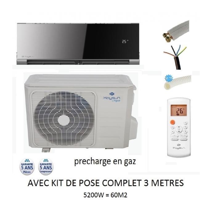 climatiseurs splits réversibles - comparez les prix pour