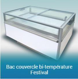 BAC BI-TEMPÉRATURE FESTIVAL 1,5M / 2M