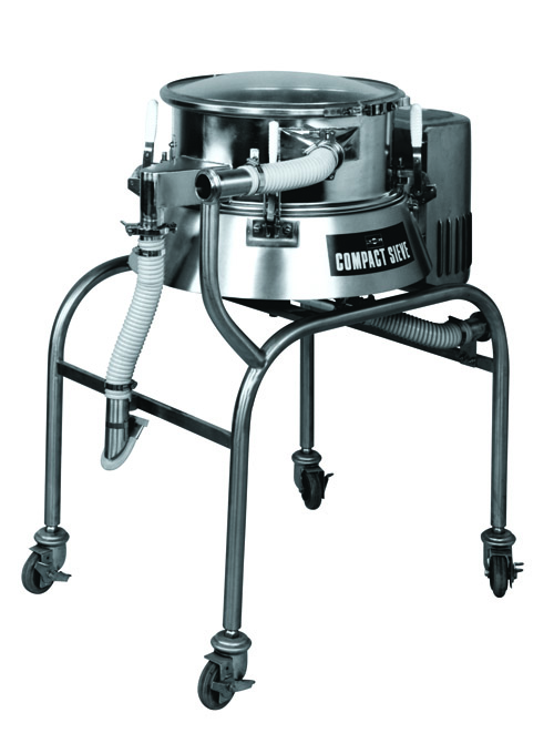 COMPACT AIRSWEPT SIEVE