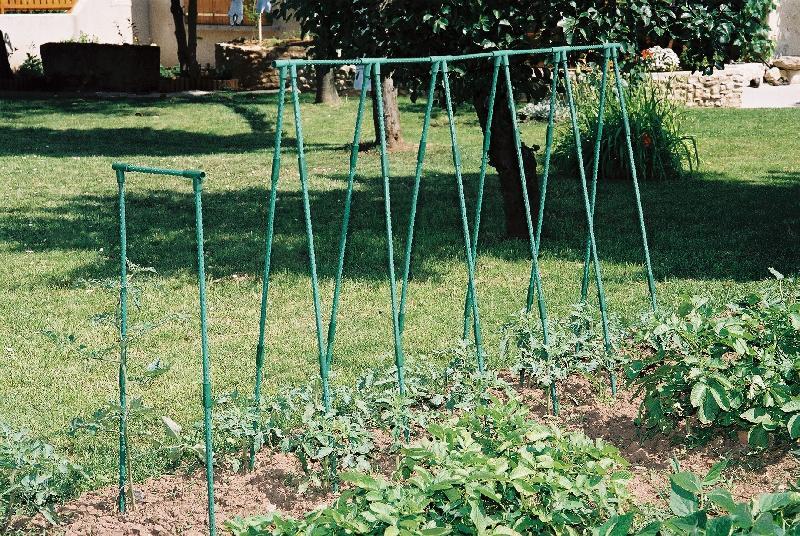 Accessoires de jardins jardin et saisons achat vente - Tuteur petit pois ...