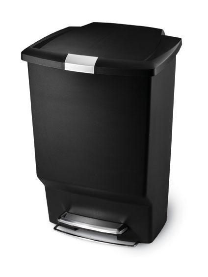 poubelle simplehuman achat vente de poubelle. Black Bedroom Furniture Sets. Home Design Ideas