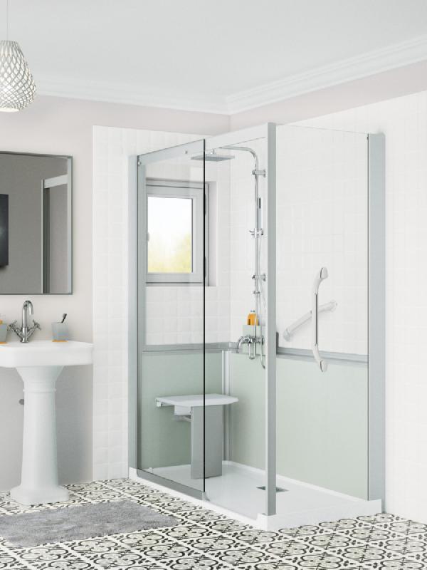 cedeo produits cabines de douches. Black Bedroom Furniture Sets. Home Design Ideas