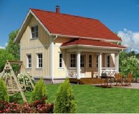 Maisons passives classiques en bois maison galia for Maison bois classique