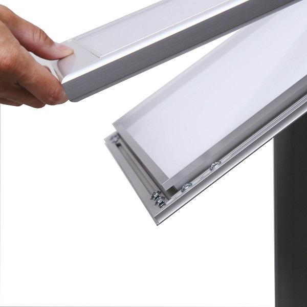 chevalet et ardoise porte menus comparez les prix pour professionnels sur page 1. Black Bedroom Furniture Sets. Home Design Ideas