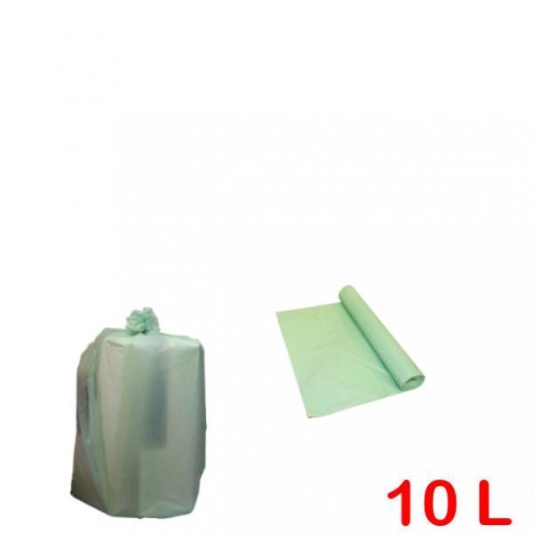 sac poubelle biodegradable 10l. Black Bedroom Furniture Sets. Home Design Ideas