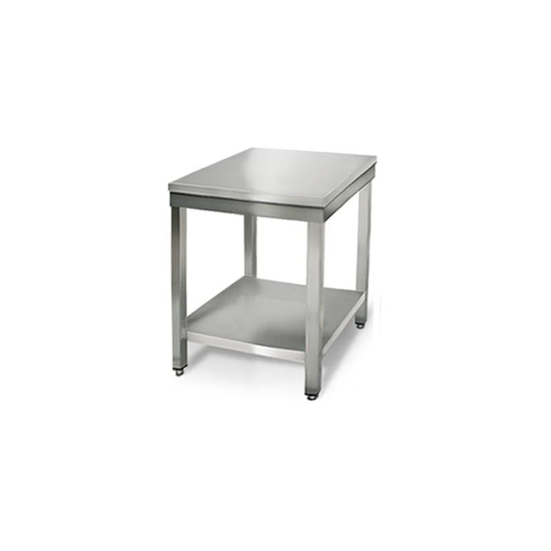 materiel resto ness produits de la categorie table en inox. Black Bedroom Furniture Sets. Home Design Ideas