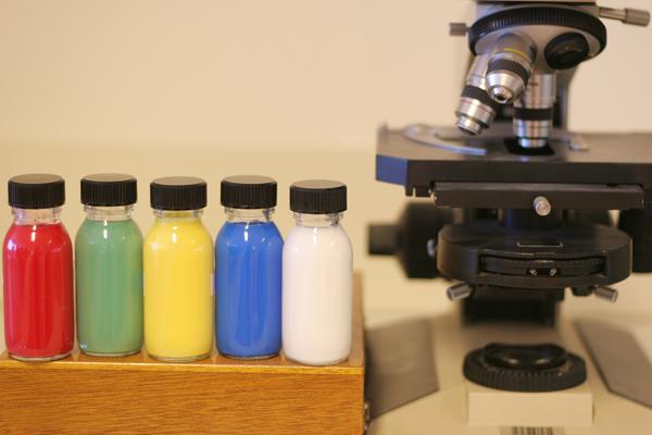 Matériels d'étude de protéine
