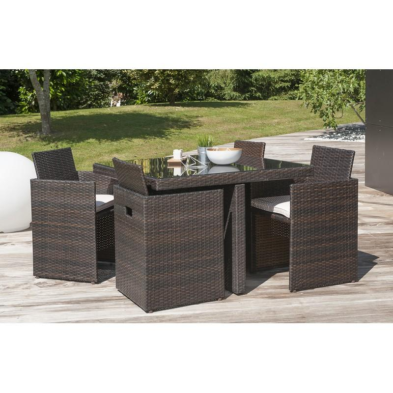 salon de jardin resine tressee ronde salon jardin rond salon de jardin en resine tressee avec. Black Bedroom Furniture Sets. Home Design Ideas
