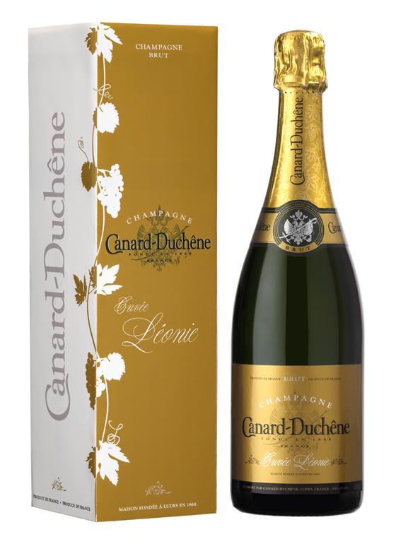 champagne blanc canard duchene cuvee leonie champagne canard duchene. Black Bedroom Furniture Sets. Home Design Ideas