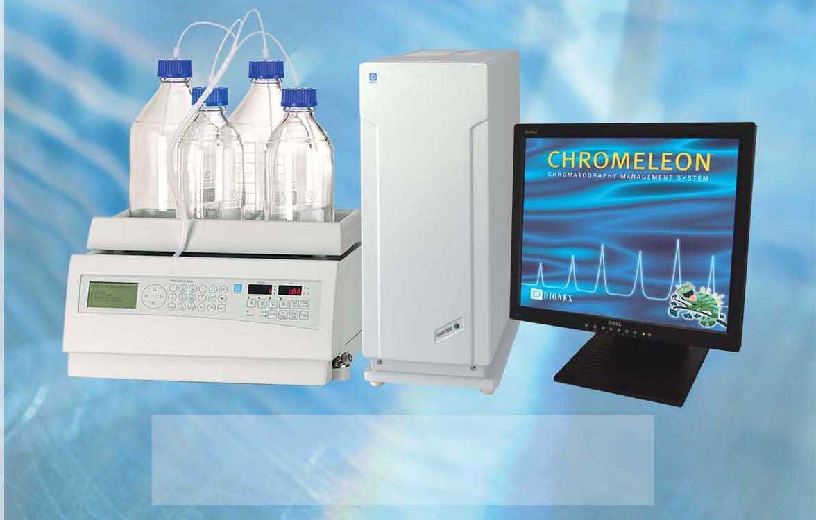 Autres chromatographies en phase liquide