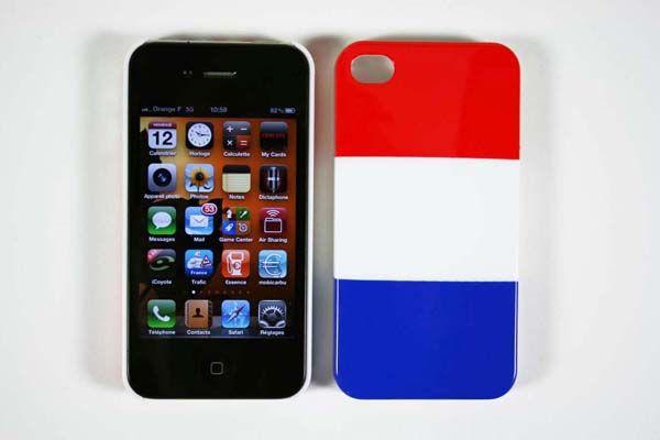 coque iphone 4 4s drapeau france 2 9 comparer les
