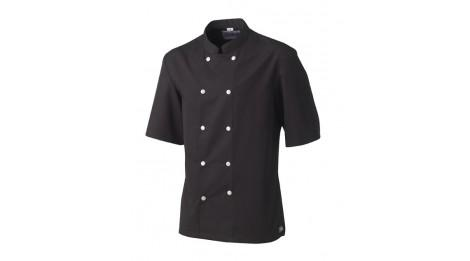 veste de cuisine homme blake mc molinel noire tailles vetements 5xl. Black Bedroom Furniture Sets. Home Design Ideas