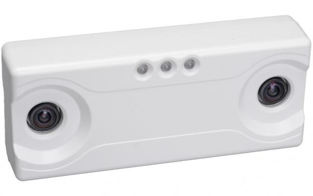 Caméra de comptage stéréoscopique 3d