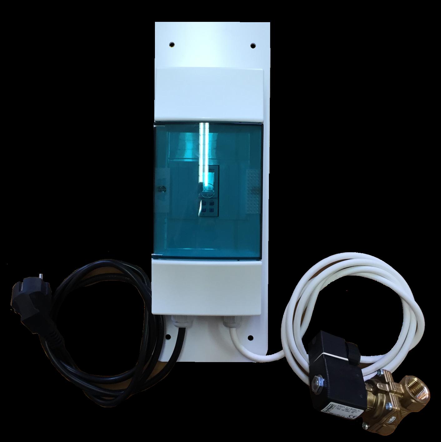 Kit de purge automatique eau horloge