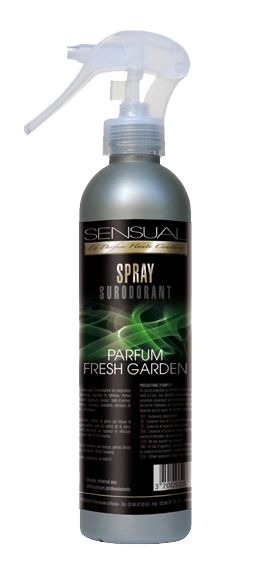 SURODORANT SENSUAL SPRAYS FRESH GARDEN SPRAY 250ML