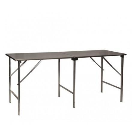 table traiteur pliante
