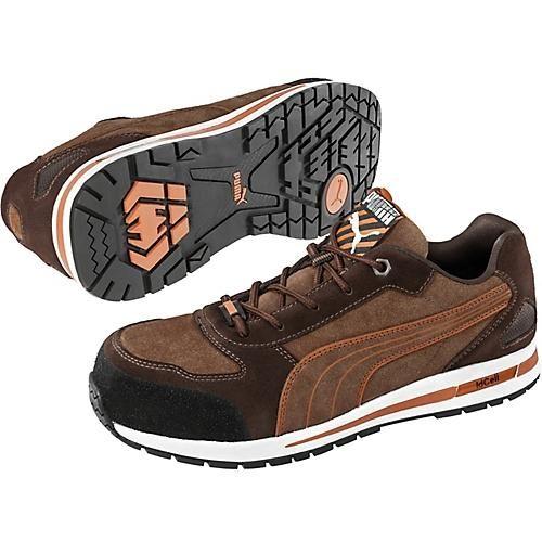 chaussures de s curit basses barani puma safety comparer les prix de chaussures de s curit. Black Bedroom Furniture Sets. Home Design Ideas