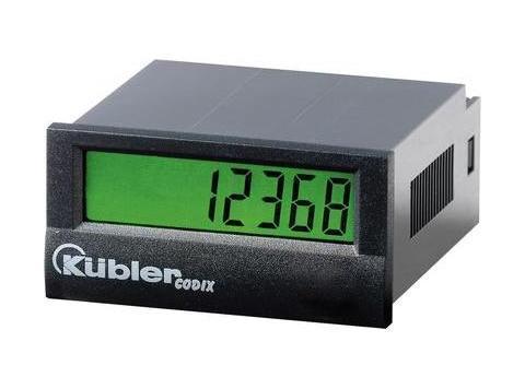 HENGSTLER 6 chiffres 10 Hz 24 V DC compteur