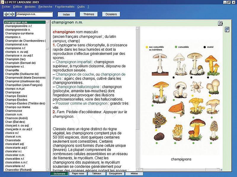 encyclopedie larousse logiciel