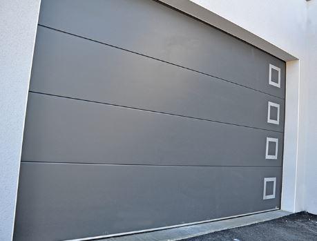 Portes de garage les fournisseurs grossistes et - Fournisseur porte de garage sectionnelle ...