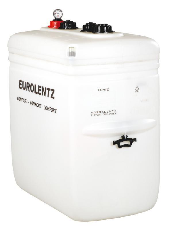 reservoir fioul eurolentz simple peau de 700 a 2500 litres