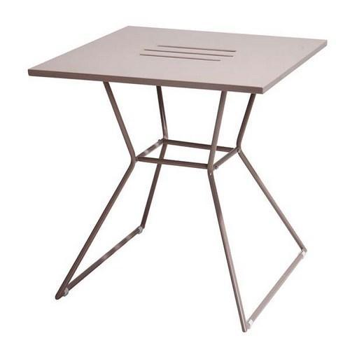 TABLE RONDE EN BOIS DE CÈDRE BLANC MONTREAL Comparer les ...