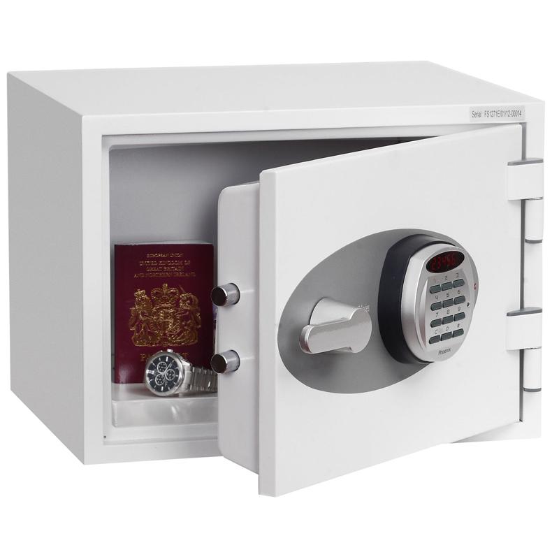 coffre ignifuge titan ii fs1271e phoenix. Black Bedroom Furniture Sets. Home Design Ideas