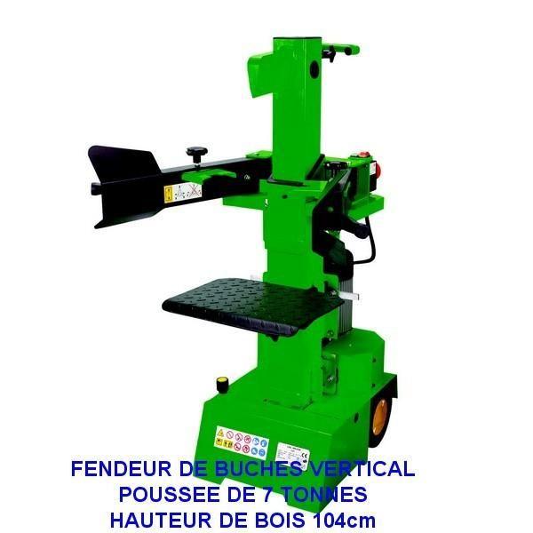 Fendeuse de bois ribimex achat vente de fendeuse de bois ribimex comparez les prix sur - Fendeur de buche hydraulique ...