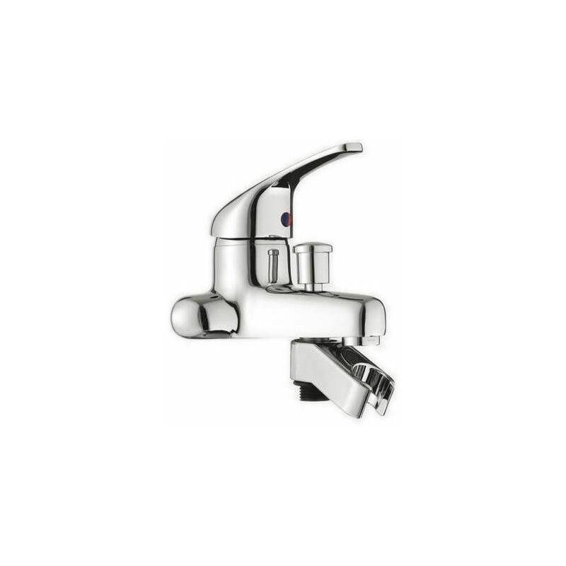 mitigeur bain douche entraxe 6 8cm presto comparer les prix de mitigeur bain douche. Black Bedroom Furniture Sets. Home Design Ideas