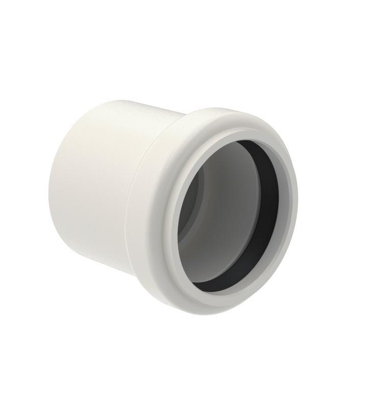 adaptateur vidage bati douche pe a joint pvc a coller d50mm ref. Black Bedroom Furniture Sets. Home Design Ideas