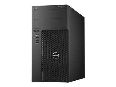 DELL PRECISION TOWER 3620 - MT - 1 X CORE I5 7500 / 3.4 GHZ - RAM 8 GO - HDD 1 TO - GRAVEUR DE DVD - HD GRAPHICS 630 - GIGE - WIN 10 PRO 64 BITS - TECHNOLOGIE INTEL VPRO - MONITEUR : AUCUN - BTP