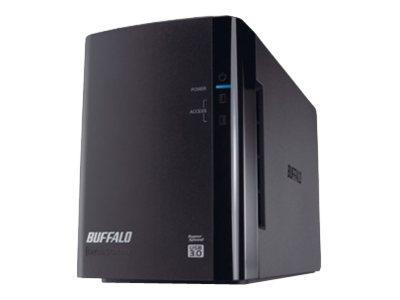 BUFFALO DRIVESTATION DUO USB 3.0 - BAIE DE DISQUES