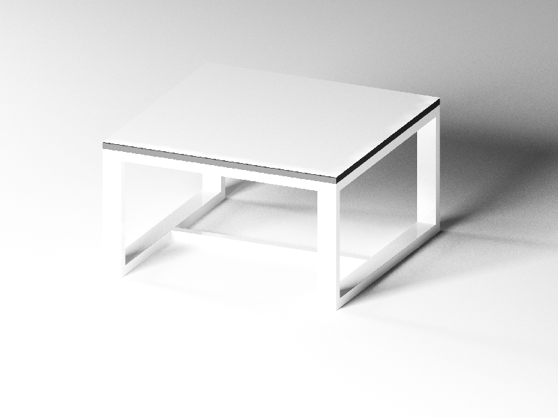 Tables gigogne en verre transparent for Chaise en acrylique transparent