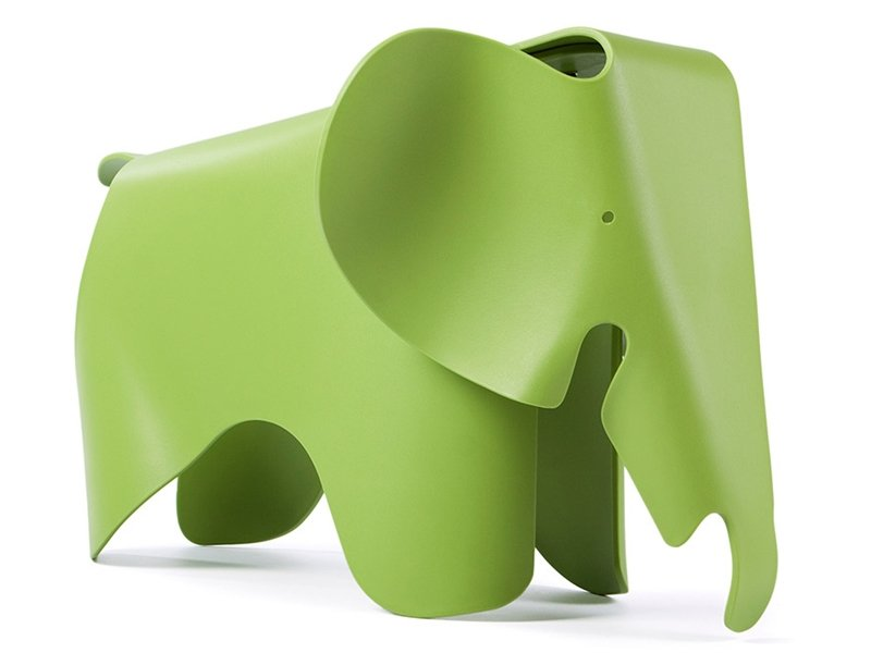 ELEPHANT  EAMES - VERT
