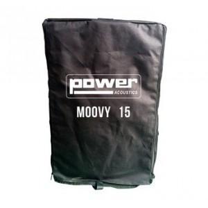 Bag moovy 15 power acoustics - housse de sonorisation portable